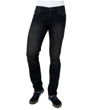 Zaab Dark Blue Slim Fit Jeans
