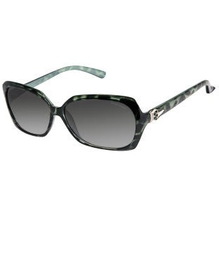 David Blake Grey OverSized UV Protection Gradient Sunglass