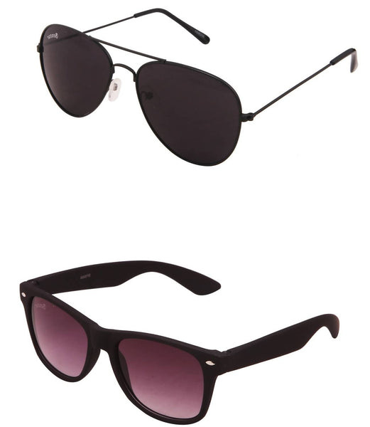 Benour pack of 2 Unisex Sunglasses $ BENCOM226