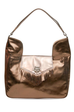 Bauble Burst Metal Mania Bag