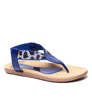 Step Pings Sandals