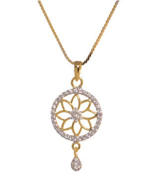 BAUBLE BURST 1 pendant with chain