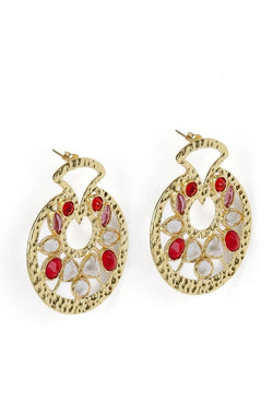 Bloody Mary Earrings - JJDJEAR8012