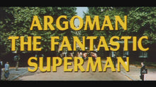 "DVD  ""ARGOMAN, THE FANTASTIC SUPERMAN"""
