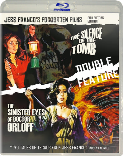 Jess Franco's Forgotten Films Volume 1 Limited Collectors Edition