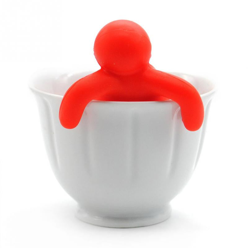 Man Shaped Tea Strainer