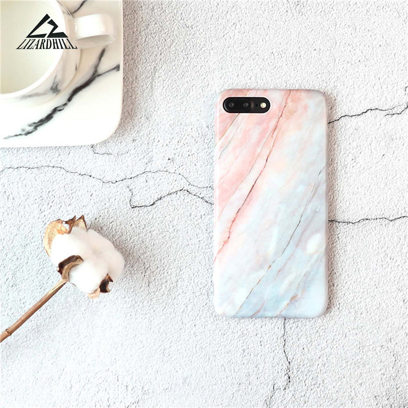 Marble Case for iPhones
