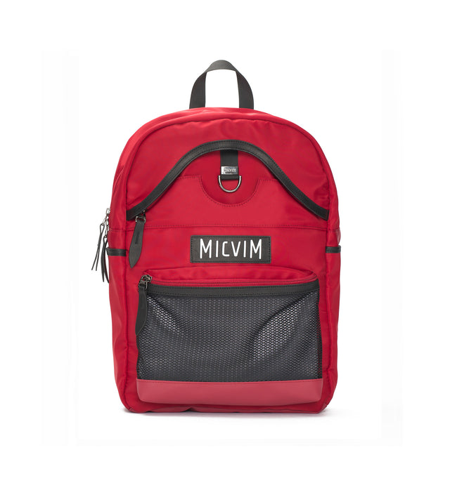Basic Backpack in Red