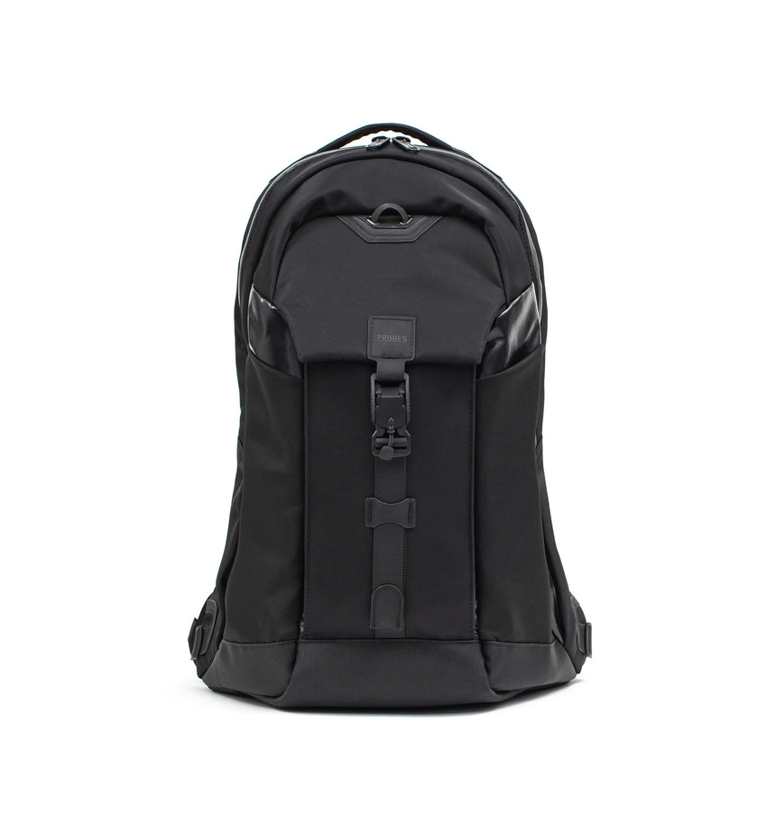 Probes Backpack (Silver in Black)