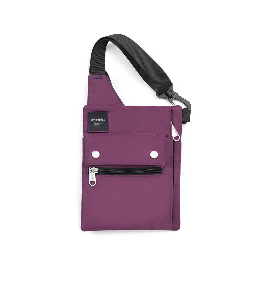 WORTHIES magnetic shoulder bag