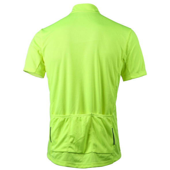 Classic - Short Sleeve Quick Dry Bike Jersey, Green