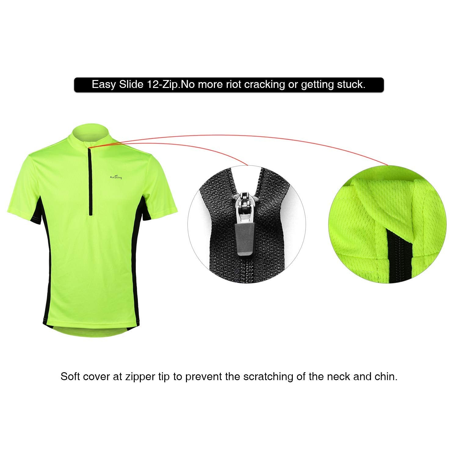 Classic Blue Quick Dry Men Bicycle Bike Half Sleeve Pro Cycling Jersey Clothing