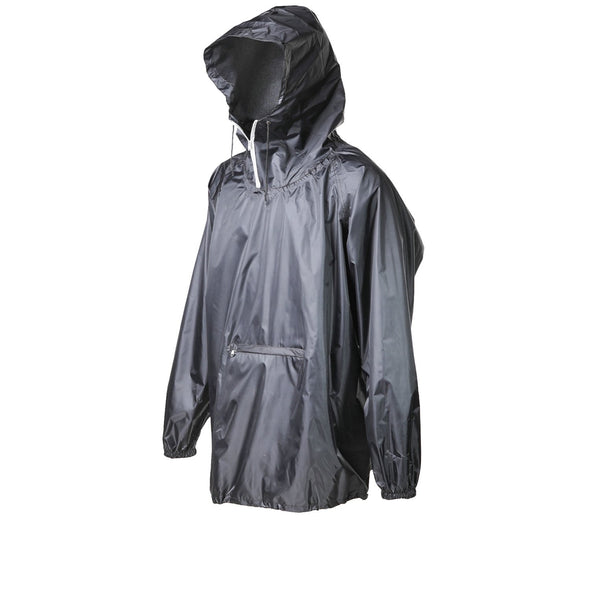 Reach - Easy Carry Wind/Rain Jacket, Black