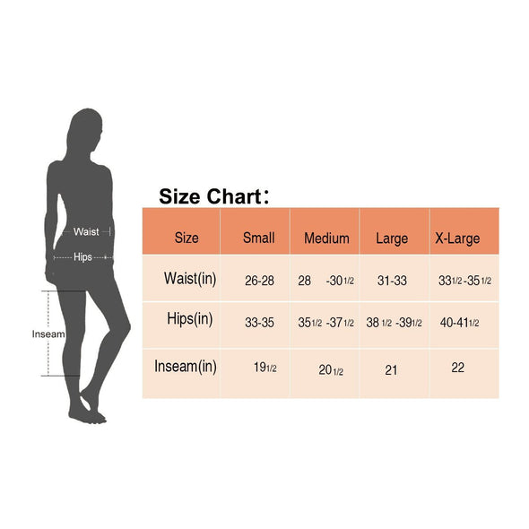4ucycling Women Premium 3D Padded Breathable ¾ Cycling Tights