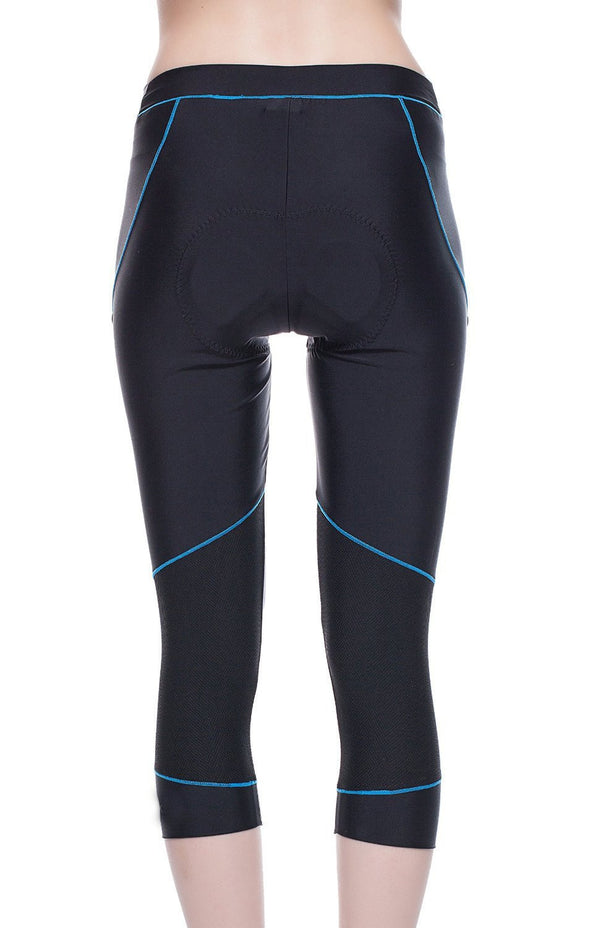 Cadence - Women's Premium 3D Padded Cycling Tights