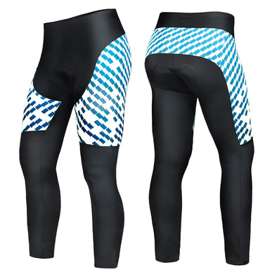4ucycling Professional Comfortable Cycling Pants Bike Tights Gel Padded for Cyclist Riding Wear
