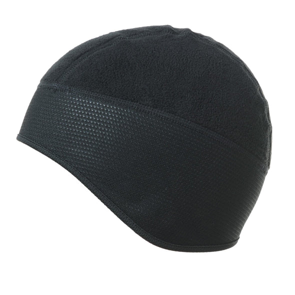 Cycling Skull Cap & Helmet Liner for Men & Women, Black