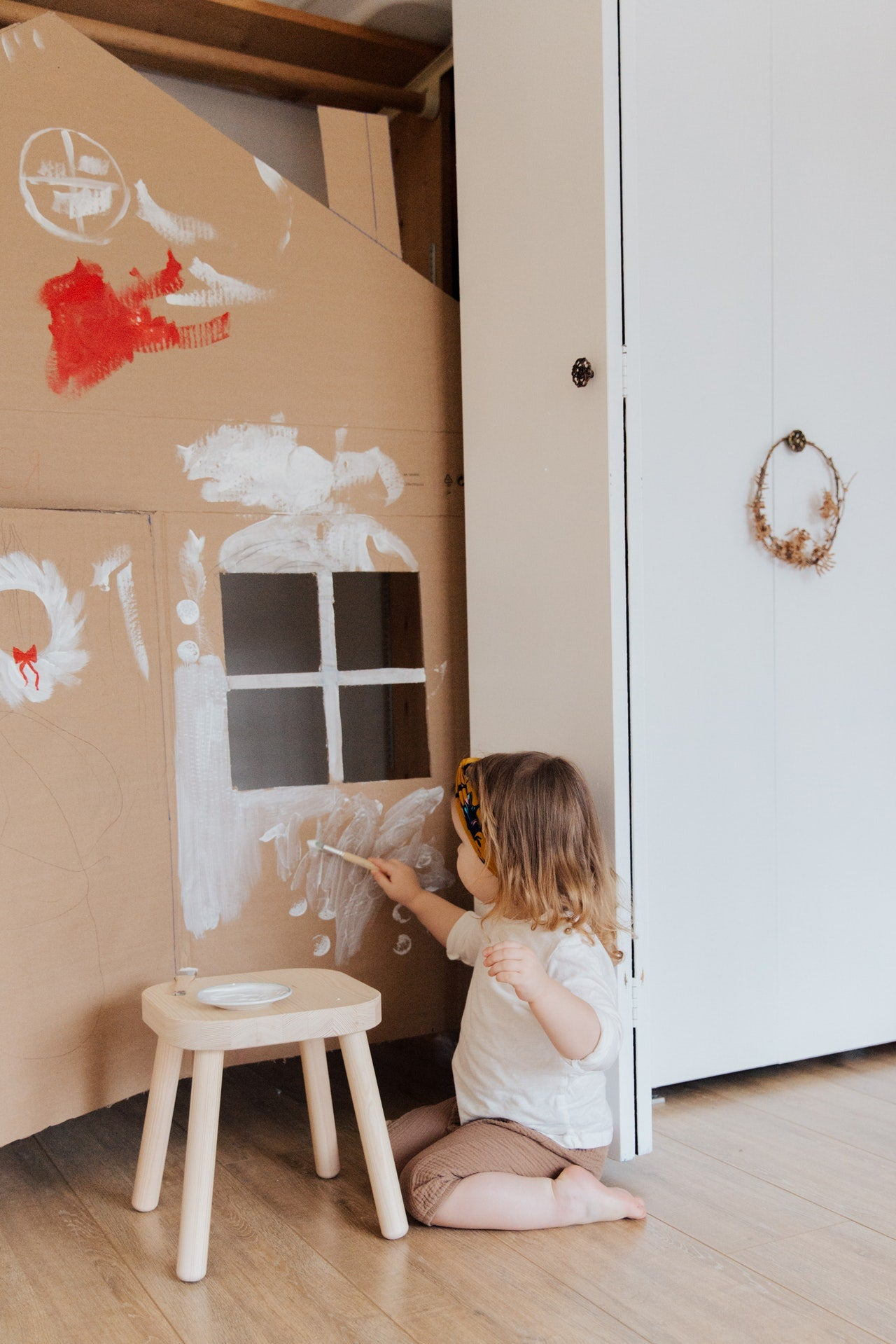 Activity Ideas | Getting creative with cardboard | Milkbar NZ