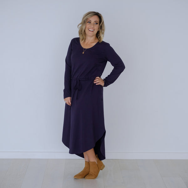 Castaway Dress | Navy