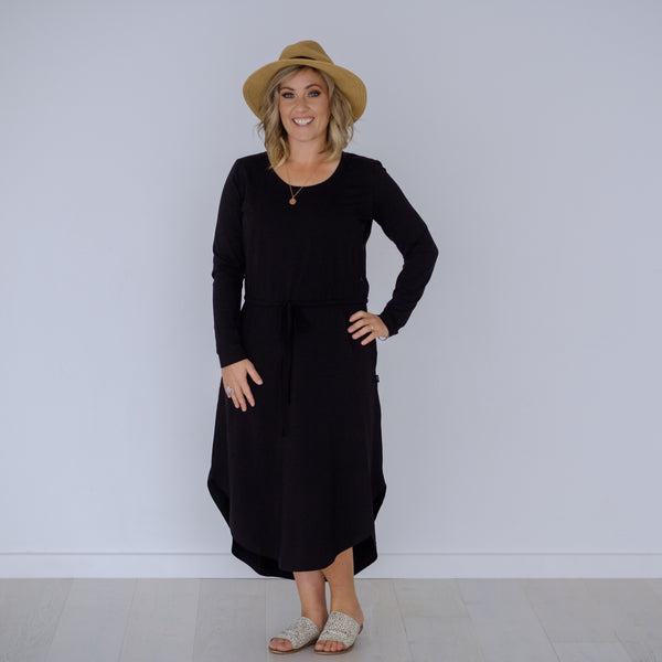 Castaway Dress | Black