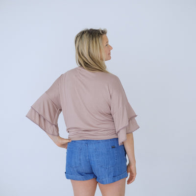 Dixie Top | Blush