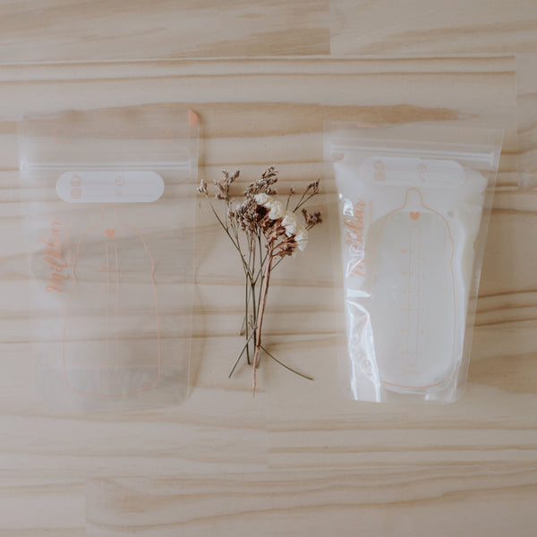 Milkbar Breast Milk Storage Bags