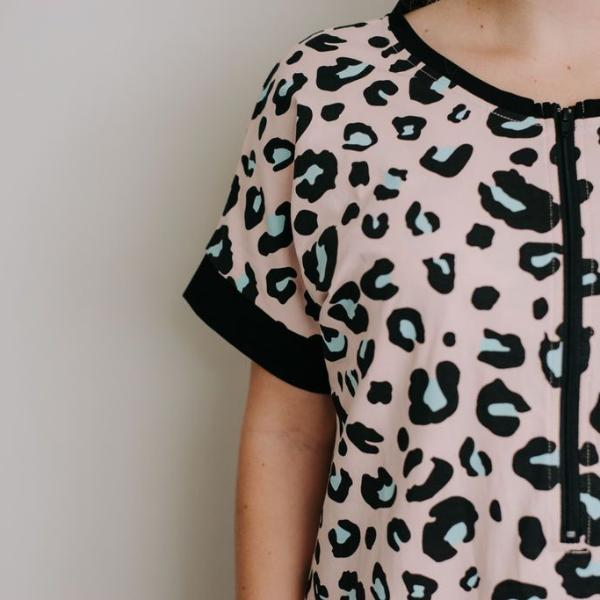 Savanna Dress | Leopard