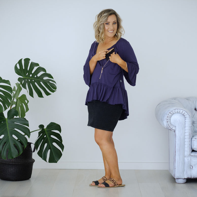 Ginny Top | French Navy