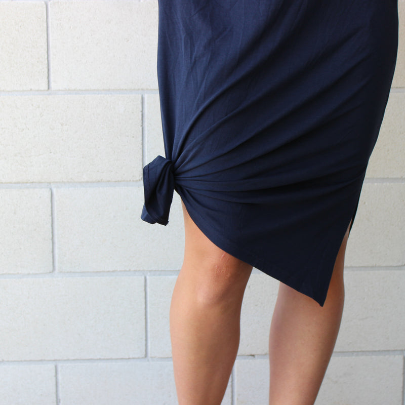 Indie Dress | Navy