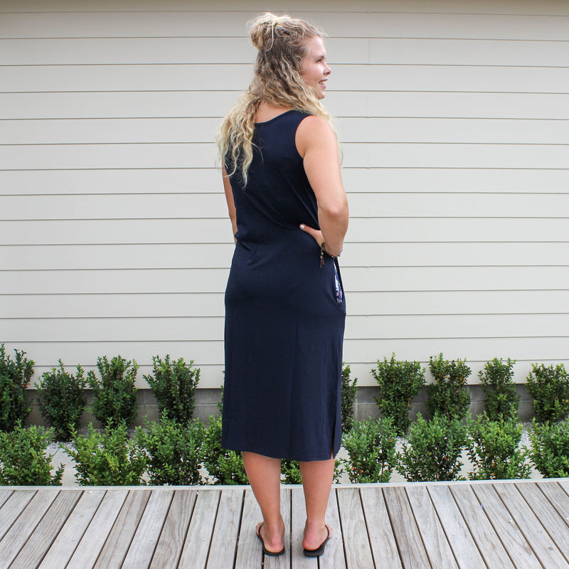 Dulcet Dress | Navy