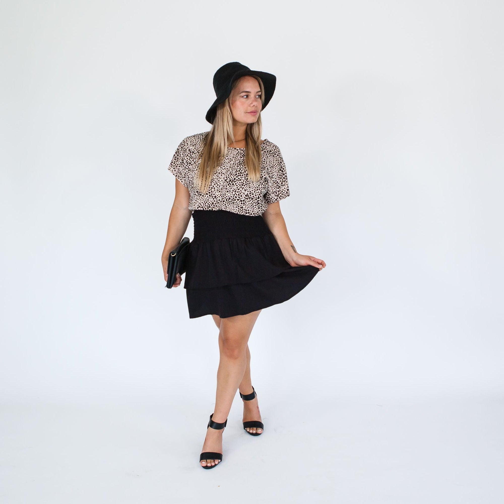 Ellie Skirt | Black