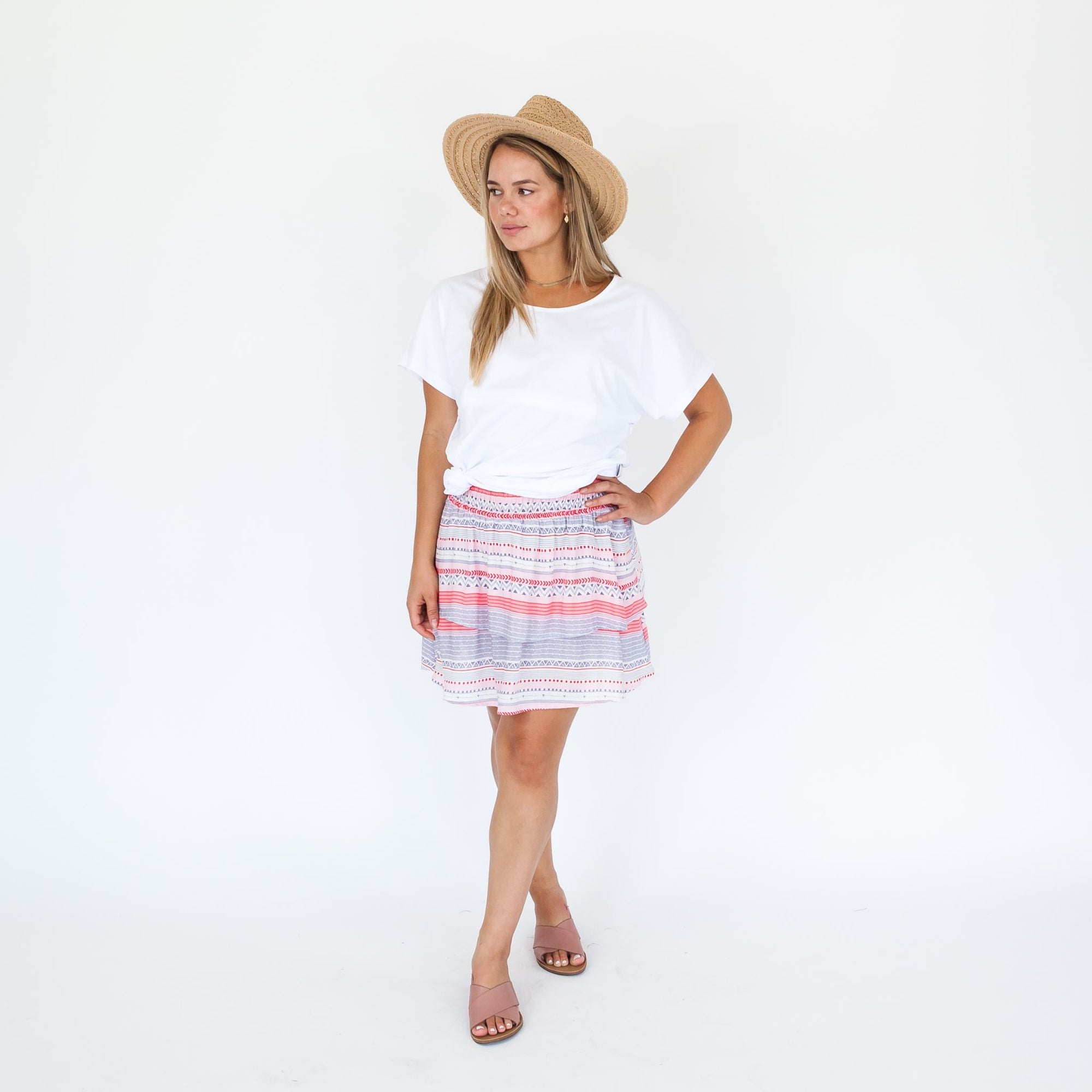 Ellie Skirt | Aztec