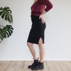 Manhattan Skirt | Black