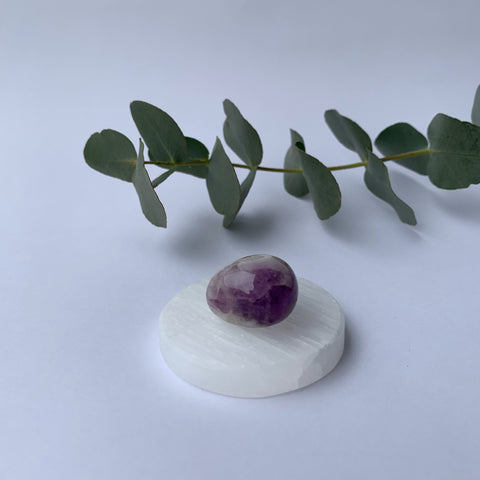 Selenite charging disc- small