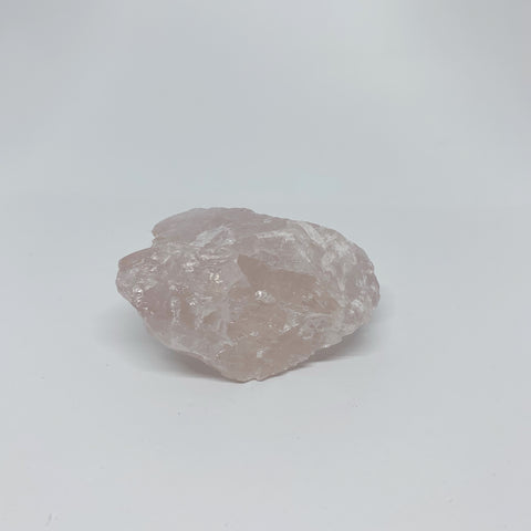 Raw Rose Quartz- Lavender