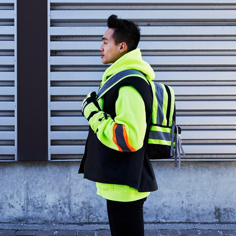 HI-VIS BACKPACKS