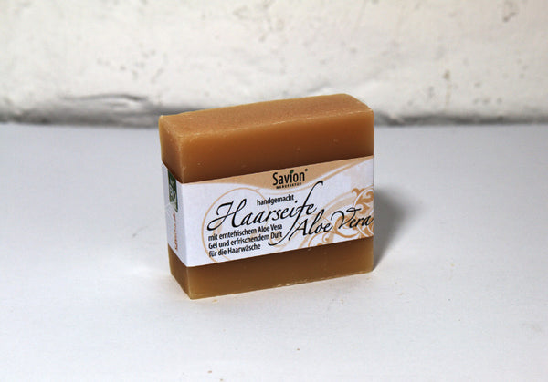 Hair Soap Aloe Vera - for all hair types