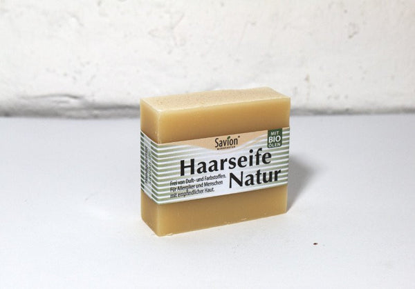 Hair Soap natural - for all hair types