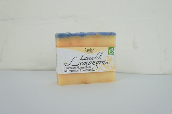 Body soap Lavender and Lemongrass