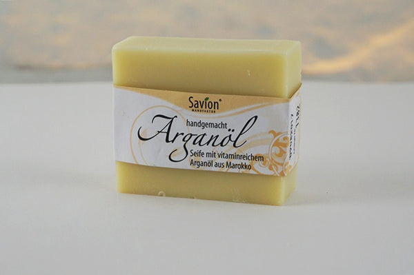 Body soap Argan oil