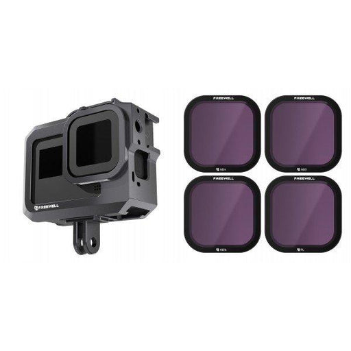 GoPro Hero8 Black Filters - Standard Day - 4 Pack