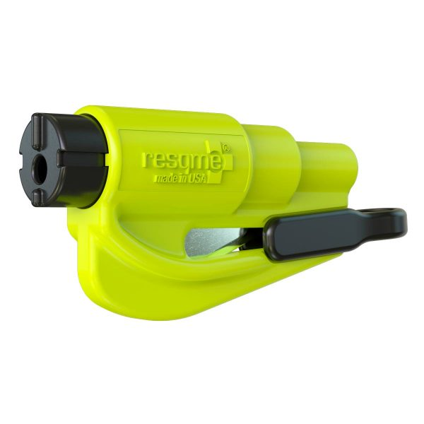 Resqme® Car Escape Tool - Yellow