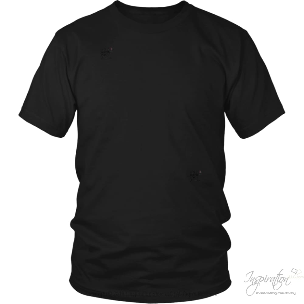 Customify It Yourself - Free Shipping - T-Shirt - District Unisex Shirt / Black / S - Inspiration Store Llc