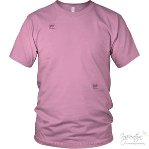 Customify It Yourself - Free Shipping - T-Shirt - District Unisex Shirt / Pink / S - Inspiration Store Llc