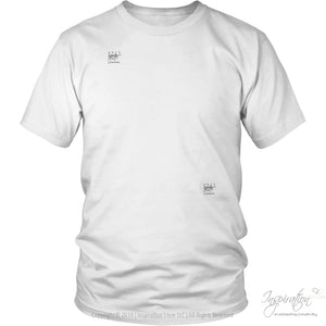 Customify It Yourself - Free Shipping - T-Shirt - District Unisex Shirt / White / S - Inspiration Store Llc