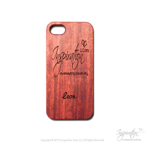 Inspiration Store Iphone Cases *personalizable - Phonecase - Iphone 5 - Inspiration Store Llc