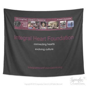 Integral Heart Tapestry - (Style A) - Tapestries - Tapestry - 60 X 51 - Inspiration Store Llc