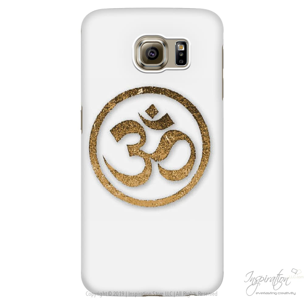 Phone Cases - Om Style B - Phone Cases - Galaxy S6 - Inspiration Store LLC