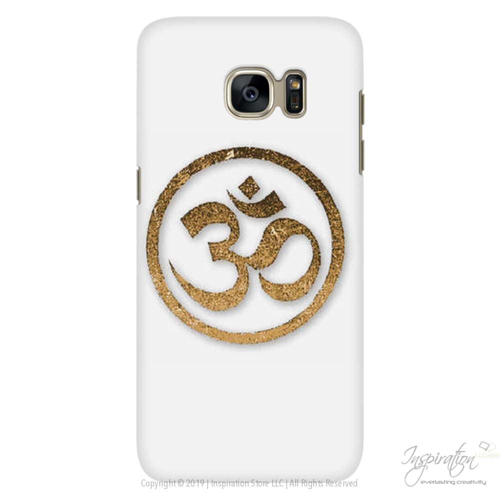 Phone Cases - Om Style B - Phone Cases - Galaxy S7 - Inspiration Store LLC