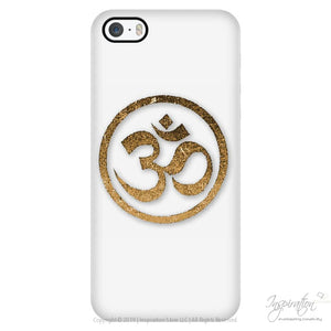 Phone Cases - Om Style B - Phone Cases - iPhone 5/5s - Inspiration Store LLC